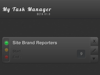 Task Manager Preview