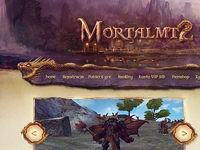 MortalMT2 dragon rafał urbański rafal urbanski private server brainchild.pl brainchild gui ui button metin2 fun