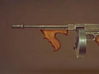 Tommy gun (FULL ONLY)
