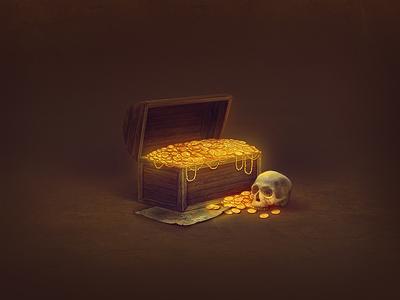 Tresure chest (2x)