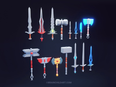 3d Low Poly Sword (Speed Modeling) Blender 2.90 3d game art 3d artist tutorial 3d modeling blender 3d b3d blender low poly art axe dagger hammer sword weapon concept art weapon design 3d game design game model game asset low poly model low poly low poly 3d