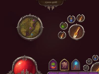 Game GUI (2x)