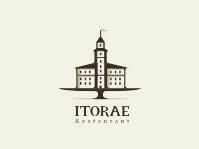 Itorae Restaurant LOGO web design web interface game infterface logo logo design logotype font typeface rafał urbański rafal urbanski brainchild brainchild.pl game development game design game layout game designer designer new media designer icon design icon designer
