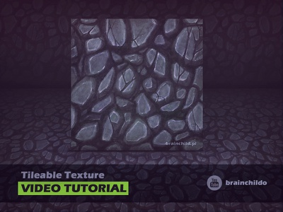 [Tutorial] Painting Tileable/Seamless Rocky texture in Photoshop ground rocky rock stone photoshop tileable seamless texture game tutorial