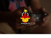TNT Players Logo Design
