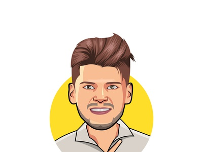 draw caricature cartoon from your portrait