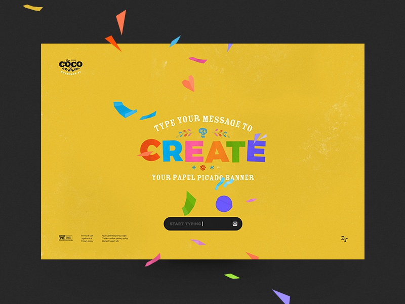 Dribbble cover