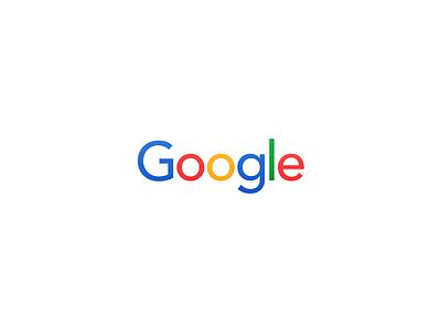 Google Redesign google web design web ui ux white flat minimalism blur