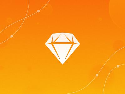 I'm joining Sketch tools orange logo illustration design clean black white minimal ux ui mac macos sketch
