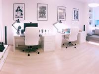 My Workspace By Ilja Miskov Dribbble