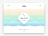 Hooplays Landing Page