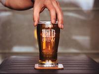 Wild Brew Branding