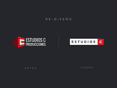 Re-design lettering c letter letter c logo designs logo design logodesign design after before before and after before after indentity logo redesigned redesign