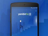 Yenibiris.com Android Concept