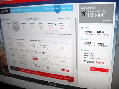 Flight search results result ticket color check submit form search results holiday flight trip