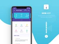 HCIE App UI/UX Design