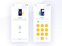 Cryptocurrency ِApp Design