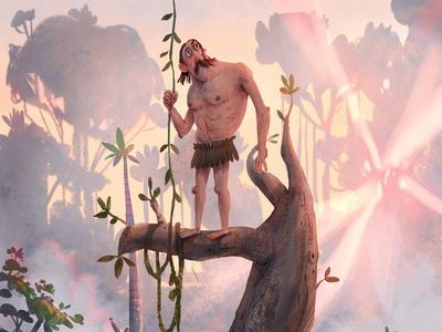 Balzac in Jungleland