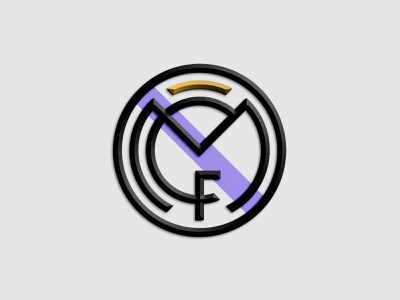Real Madrid — Concept redesign design logotype logo madrid real soccer football shield escudo real madrid