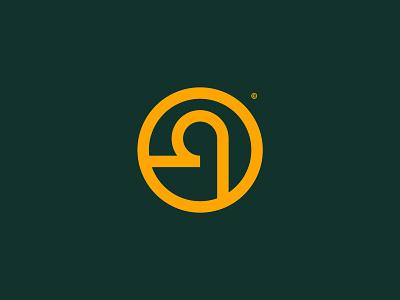 Duck 🦆 bird simple minimalism minimalistic minimalist minimal animal logo design logotype symbol logo duck