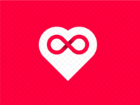 Infinite love — Happy Valentine's Day!