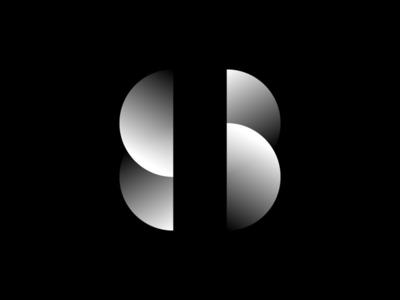 S — 36 Days Of Type 36days-s 36daysoftype-s 36daysoftype gradient logotype logo design minimalistic minimal simple monogram letter s