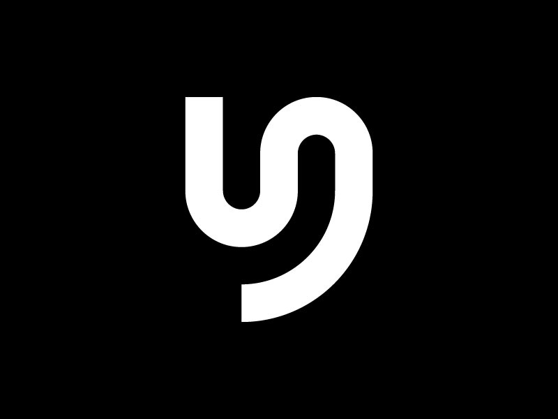Y — 36 Days Of Type 36daysoftype-y 36days-y 36daysoftype monogram icon isotype simple minimalism minimalistic minimal type design logotype logo branding brand mark letter y