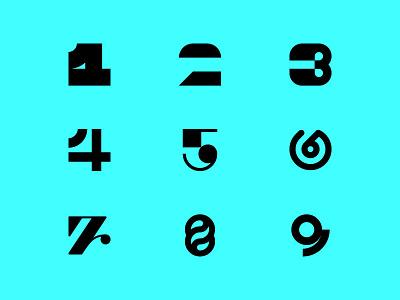 36 Days Of Type — 9.4 isotype vector ui minimalist minimalism icon simple illustration mark minimalistic design monogram logotype minimal type letter number logo 36days 36daysoftype