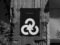 Recycle Symbol — Poster