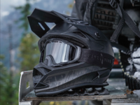 509 Locked-In Helmet and Goggles