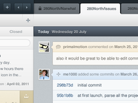 Issues App Take 2 - Repo Events