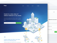 Fuse Landing Page
