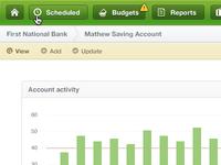 Account Activity