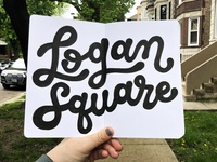 Logan Square, CHICAGO