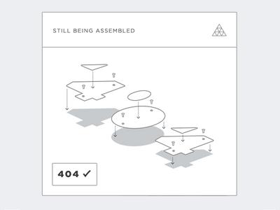 404 404 error construction assembly