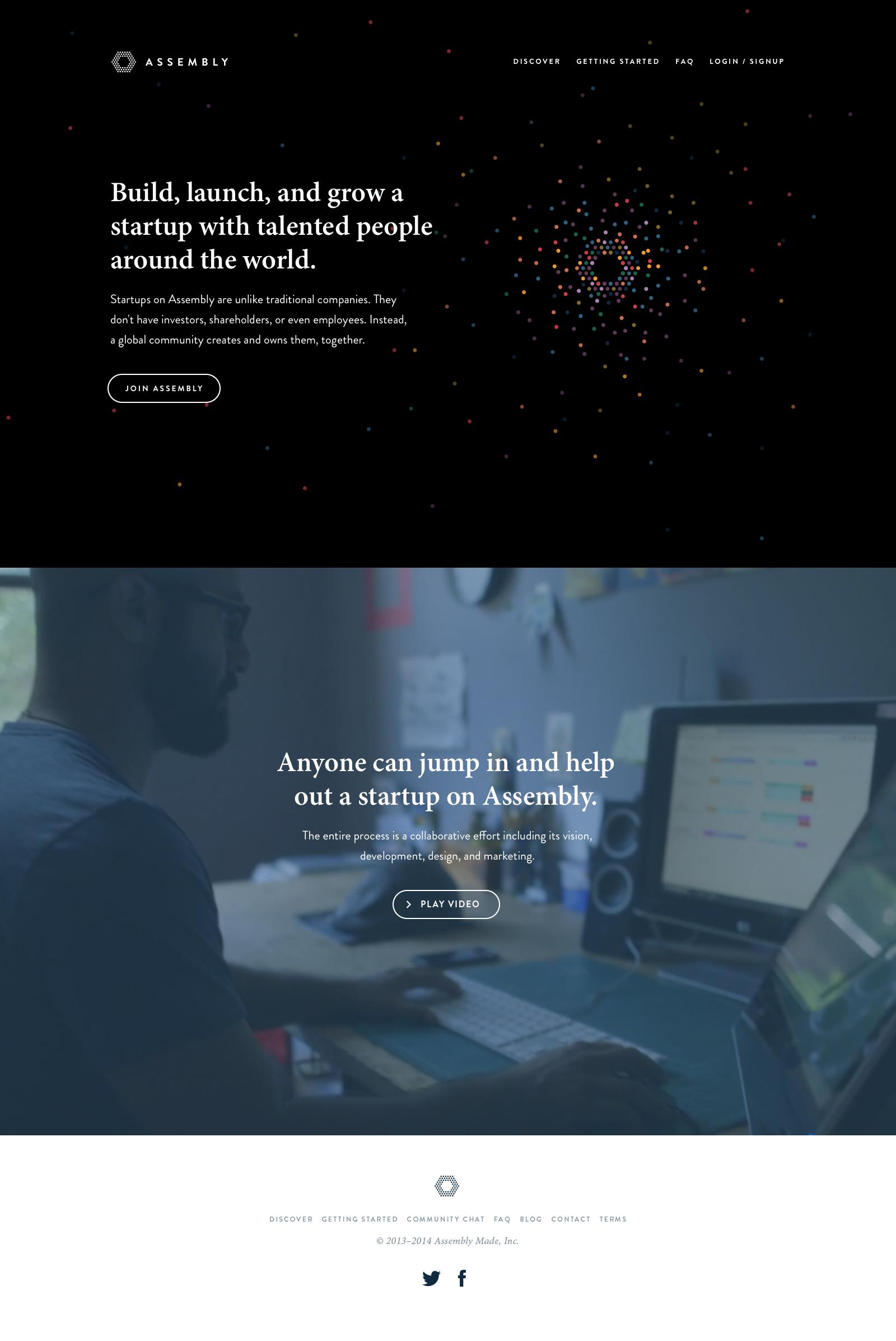 Asm web idea