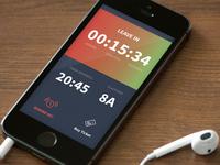 Timely - App DashBoard Design