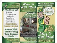Side One - Tri-Fold Flyer