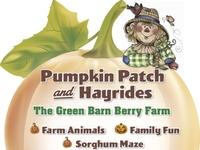 Green Barn Advertisement