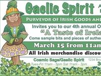 Gaelic Spirit Ad