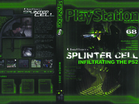 Playstation Magazine CD Cover