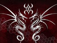 Dragon Drumhead