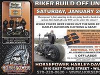 Horsepower Harley Ad