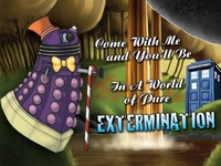 Dr Who/Willy Wonka Crossover