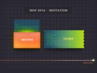 WHF 2016 INVITATION