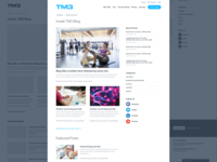 TM3 Blog