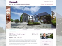 Property Page, Hannath Estate Agents