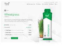 2b. product  wheatgrass juice