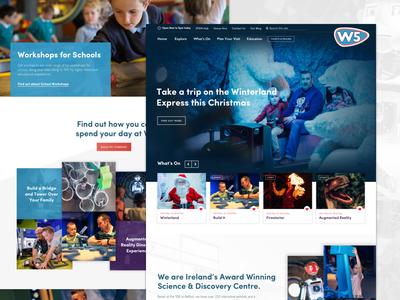 W5, Belfast's Interactive Discovery Centre visit northern ireland web design belfast w5