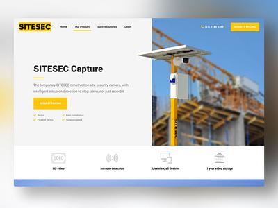 SITESEC ui wordpress website web design web gold coast digital marketing design australia adobe xd